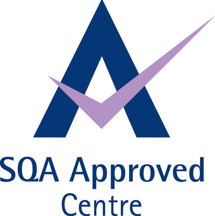 SQA Approved Centre logo